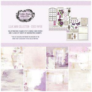 Vintage Artistry - Lilac